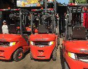 LG20DT Diesel Forklift Engine -- Other Vehicles -- Valenzuela, Philippines