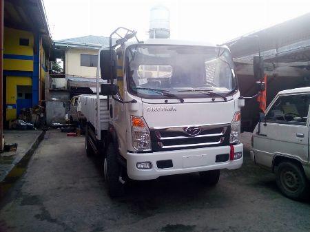 INQUIRE 6 Wheeler Cargo Dropside (25feet) NOW! -- Other Vehicles -- Metro Manila, Philippines