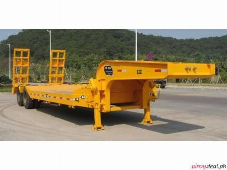 Two-Axle Lowbed Semi-Trailer -- Other Vehicles Metro Manila, Philippines