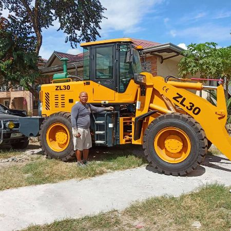 RUM ZL30 Wheel Loader 1.7 - 2 m³ with fan -- Other Vehicles -- Metro Manila, Philippines