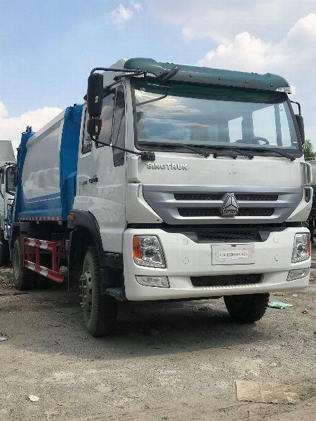 Garbage Compactor -- Other Vehicles -- Valenzuela, Philippines