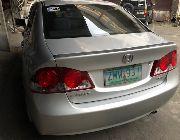 honda civic 1.8 fd 2008 -- Cars & Sedan -- Metro Manila, Philippines