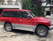 Mitsusbishi Pajero fieldmaster 1999 field master -- Cars & Sedan -- Metro Manila, Philippines