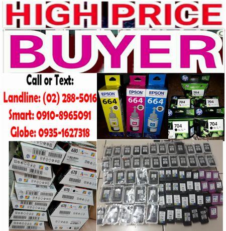 Empty,Brand new,Expired,Overstocked -- Printers & Scanners Metro Manila, Philippines