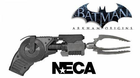Neca Batman The Dark Arkham Knight Origins Grapnel Launcher Hook Toy -- Toys -- Metro Manila, Philippines