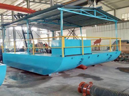 River Sand Dredging Machine -- Other Vehicles -- Quezon City, Philippines