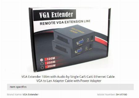 VGA Extender -- Office Equipment Makati, Philippines