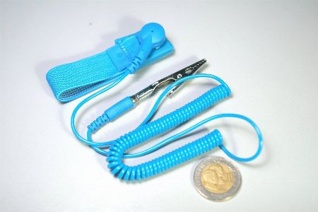 Anti-static ESD Wrist Strap Discharge Band Grounding -- Other Electronic Devices Davao City, Philippines