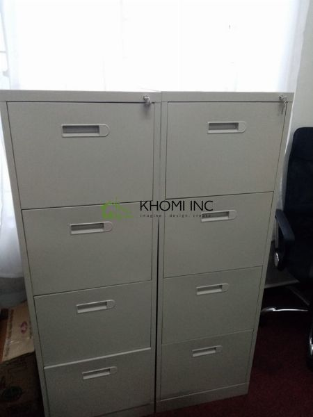 VERTICAL CABINETS -- Office Furniture -- Quezon City, Philippines