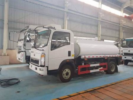 homan, fuel truck, fuel tanker, 4kl -- Trucks & Buses Cavite City, Philippines