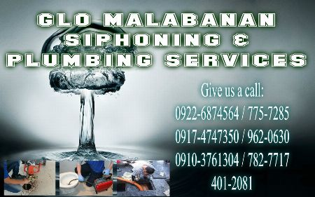 ********* ********* plumbing declogging -- Other Services Batangas City, Philippines