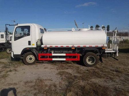 homan, WATER truck, water tanker, 4kl -- Trucks & Buses -- Cavite City, Philippines