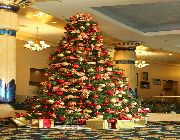 Giant Christmas Tree, Christmas Decoration, Fabrication -- All Event Planning -- Makati, Philippines
