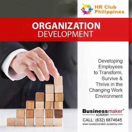 Organization Development, HR Seminars, Seminars, Training, HR Management, Human Resource -- Seminars & Workshops Pasig, Philippines