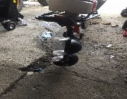 Earth Auger -- Other Vehicles -- Metro Manila, Philippines