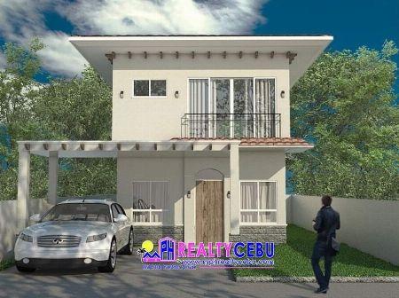 PUEBLO SAN RICARDO - SINGLE ATTACHED HOUSE IN TALISAY CEBU -- House & Lot -- Cebu City, Philippines