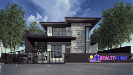 MARYVILLE SUBDIVISION - 5BR READY FOR OCCUPANCY HOUSE CEBU CITY -- House & Lot Cebu City, Philippines