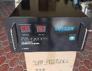 Luxgen servo type AVR 5KVA 10KVA 20KVA 45KVA 110V 220V output -- All Audio & Video Electronics -- Metro Manila, Philippines