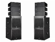 Rcf line array HDL10A 20A 30A 12AS 15AS 18AS high end sound system -- All Audio & Video Electronics -- Metro Manila, Philippines