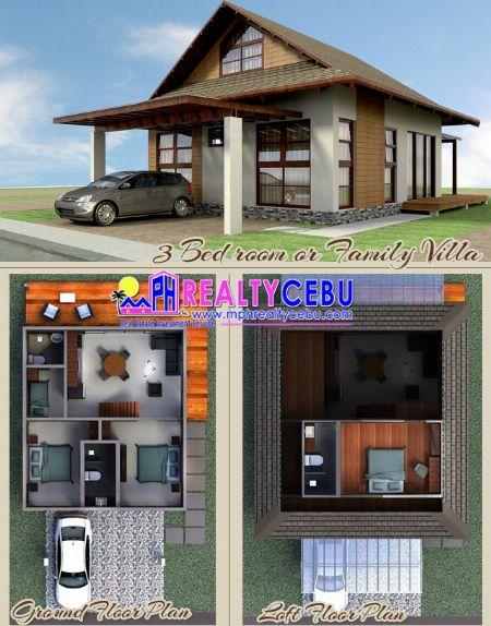 ADUNA - 3 BEDROOM HOUSE FOR SALE IN DANAO CEBU -- House & Lot Cebu City, Philippines
