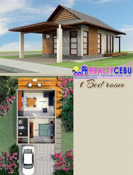 ADUNA - 1 BEDROOM HOUSE FOR SALE IN DANAO CEBU -- House & Lot Cebu City, Philippines