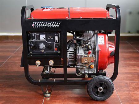 Industrial Diesel Welding Machine Portable welder generator -- Home Tools & Accessories Metro Manila, Philippines