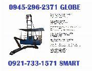 river sand -- Other Vehicles -- Metro Manila, Philippines