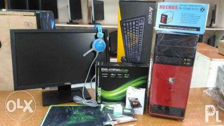 cpu computer set laptop netbook -- All Desktop Computer Valenzuela, Philippines