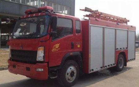 wheeler, fire truck, homan -- Trucks & Buses Cavite City, Philippines