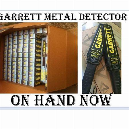Garrett Handheld Metal Detector -- Handheld Systems -- Metro Manila, Philippines