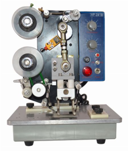 Hot Foil Printer Coding Machine -- Distributors -- Metro Manila, Philippines