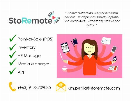 POS, inventory, HR, human resource, point of sale, audio, media -- All IT Services Metro Manila, Philippines