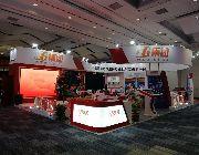 Tradeshow Display -- Advertising Services -- Manila, Philippines