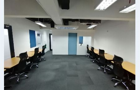 Office space -- Commercial Building Metro Manila, Philippines