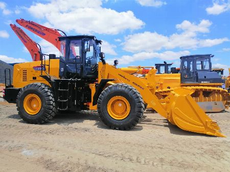 wheel loader, payloader, lonking, 856 -- Trucks & Buses -- Cavite City, Philippines