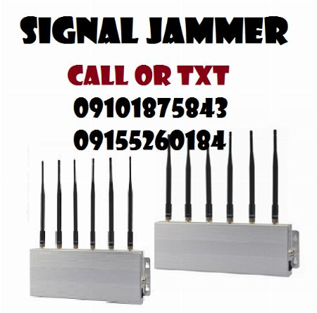 Signal Jammer with good condition and high quality is now available -- Everything Else -- Metro Manila, Philippines