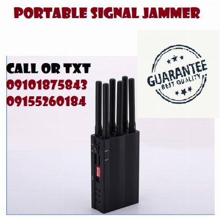 Portable Signal Jammer -- Everything Else -- Metro Manila, Philippines