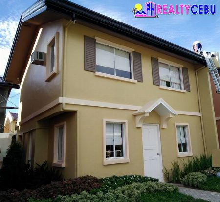 CAMELLA - AFFORDABLE 3 BEDROOM HOUSE IN PIT-OS CEBU CITY -- House & Lot Cebu City, Philippines