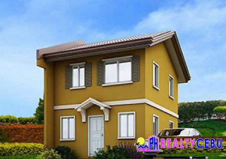 CAMELLA - CARA 3 BEDROOM FOR SALE HOUSE IN PIT-OS CEBU CITY -- House & Lot Cebu City, Philippines