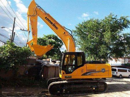 lonking, backhoe, excavator, cdm6225 -- Trucks & Buses -- Cavite City, Philippines