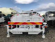 Water Tanker -- Other Vehicles -- Metro Manila, Philippines