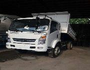 Dump Truck -- Other Vehicles -- Metro Manila, Philippines