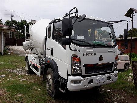 transit mixer -- Other Vehicles -- Metro Manila, Philippines