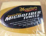 Meguiar's X2020 Supreme Shine Microfiber Towels, Pack of 3 -- Home Tools & Accessories -- Metro Manila, Philippines