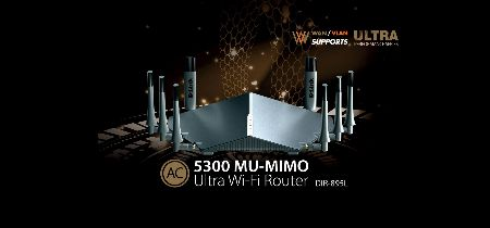 DLink AC5300 Ultra WiFi Router DIR895L -- Networking & Servers Quezon City, Philippines