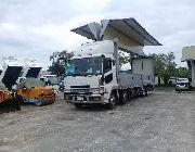 WING VAN 12WHEELER -- Heavy Duty Pickup -- Bulacan City, Philippines