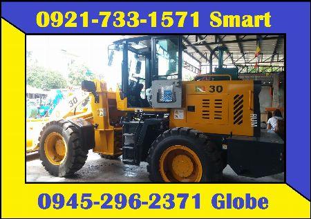 wheel loader -- Other Vehicles -- Metro Manila, Philippines