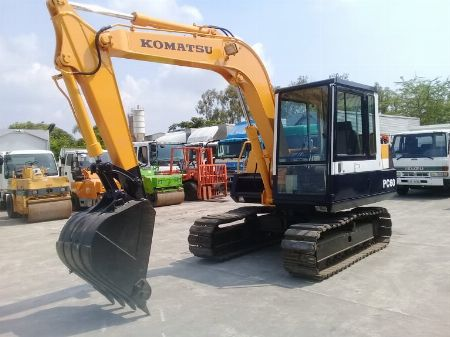 BACKHOE -- Other Vehicles -- Bulacan City, Philippines