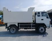 DUMP FORWARD 4X4 -- Compact Mid-Size Pickup -- Bulacan City, Philippines
