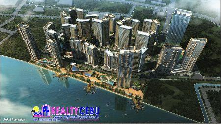 FULLY FURNISHED STUDIO CONDO AT 12th FLOOR IN MANDANI BAY MANDAUE, CEBU -- Apartment & Condominium -- Cebu City, Philippines